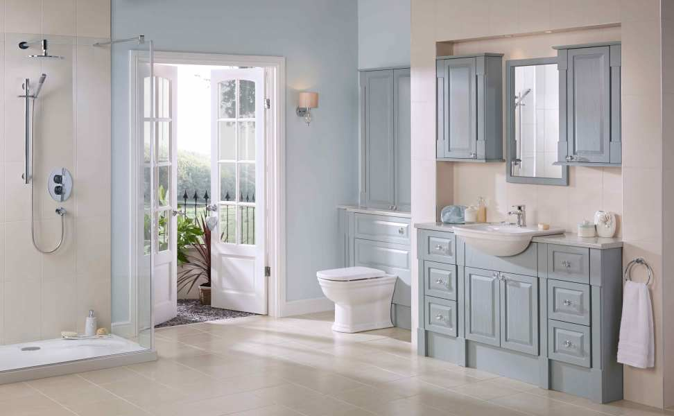 Bathroom Ideas For Medium Bathrooms : Fitted bathrooms in bolton showers bathroom ideas