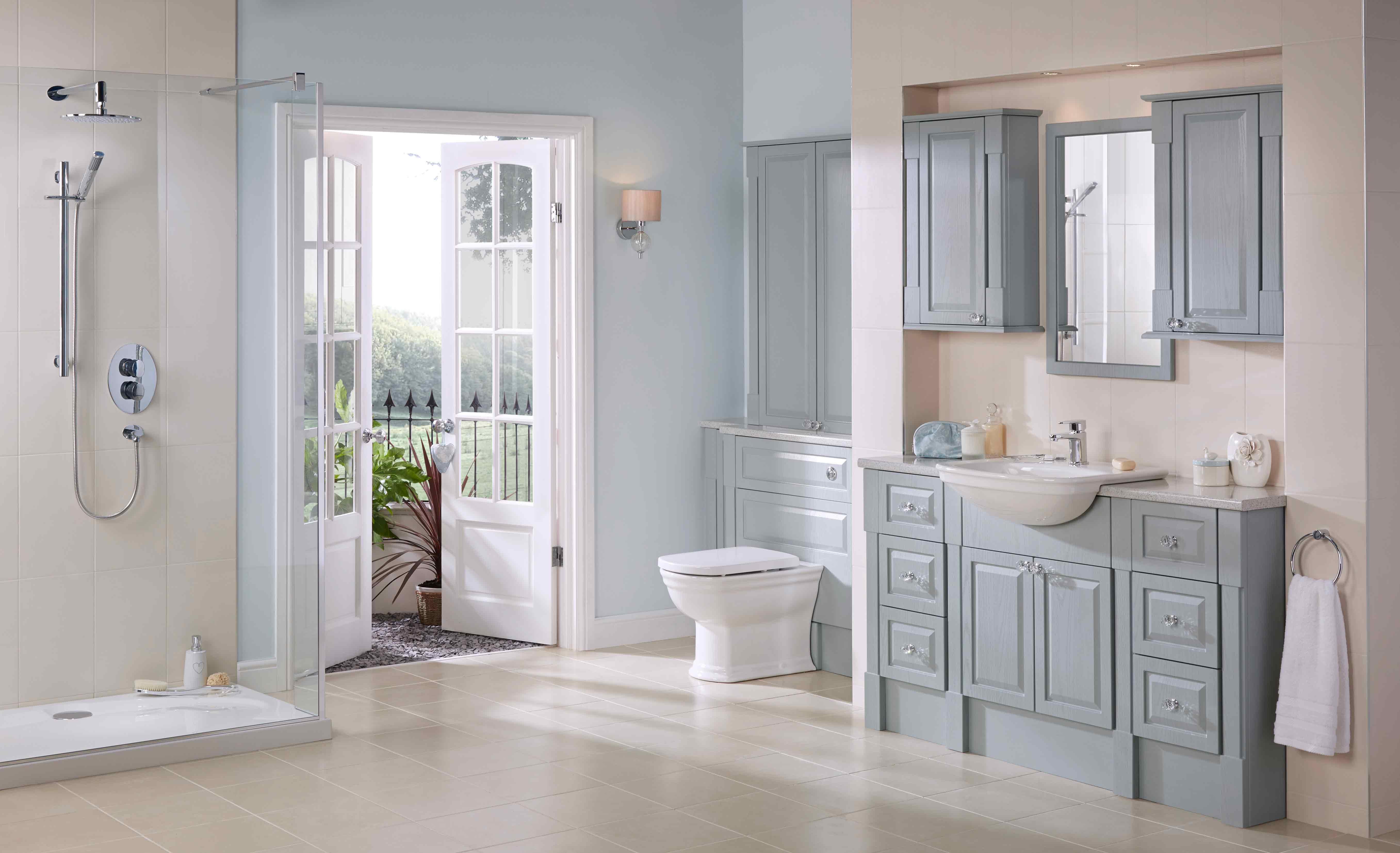 Fitted bathroom prices in bickershaw for Small fitted bathrooms